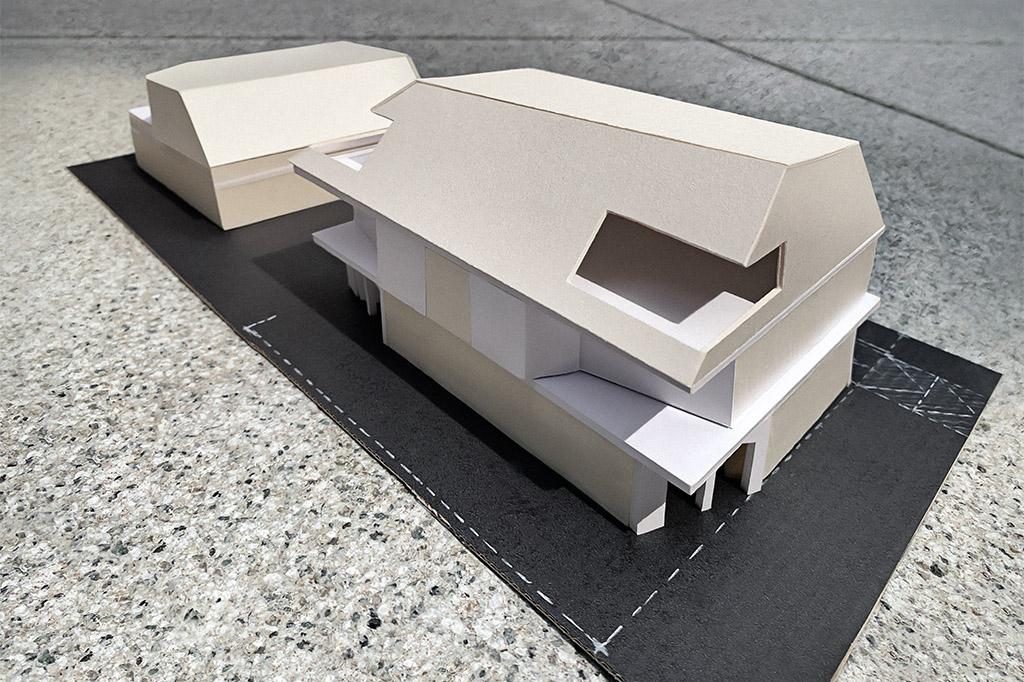 3BAU-blog-121-neubau-iltisstrasse-waldtrudering-entwurfsmodell