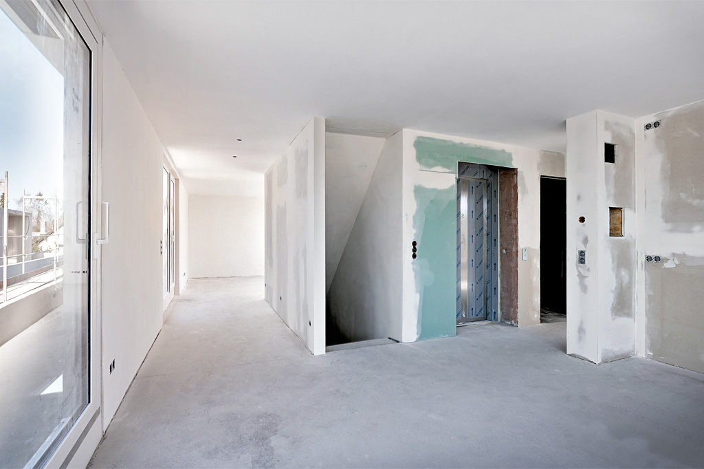 3BAU-blog-134-neubau-hallstaetter-strasse-lochhausen-estrich-und-malerarbeiten